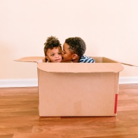 Tips for Moving Like a Pro with the Kids