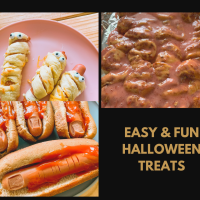 Easy and Yummy Halloween Treats You Have to Make With Your Kids